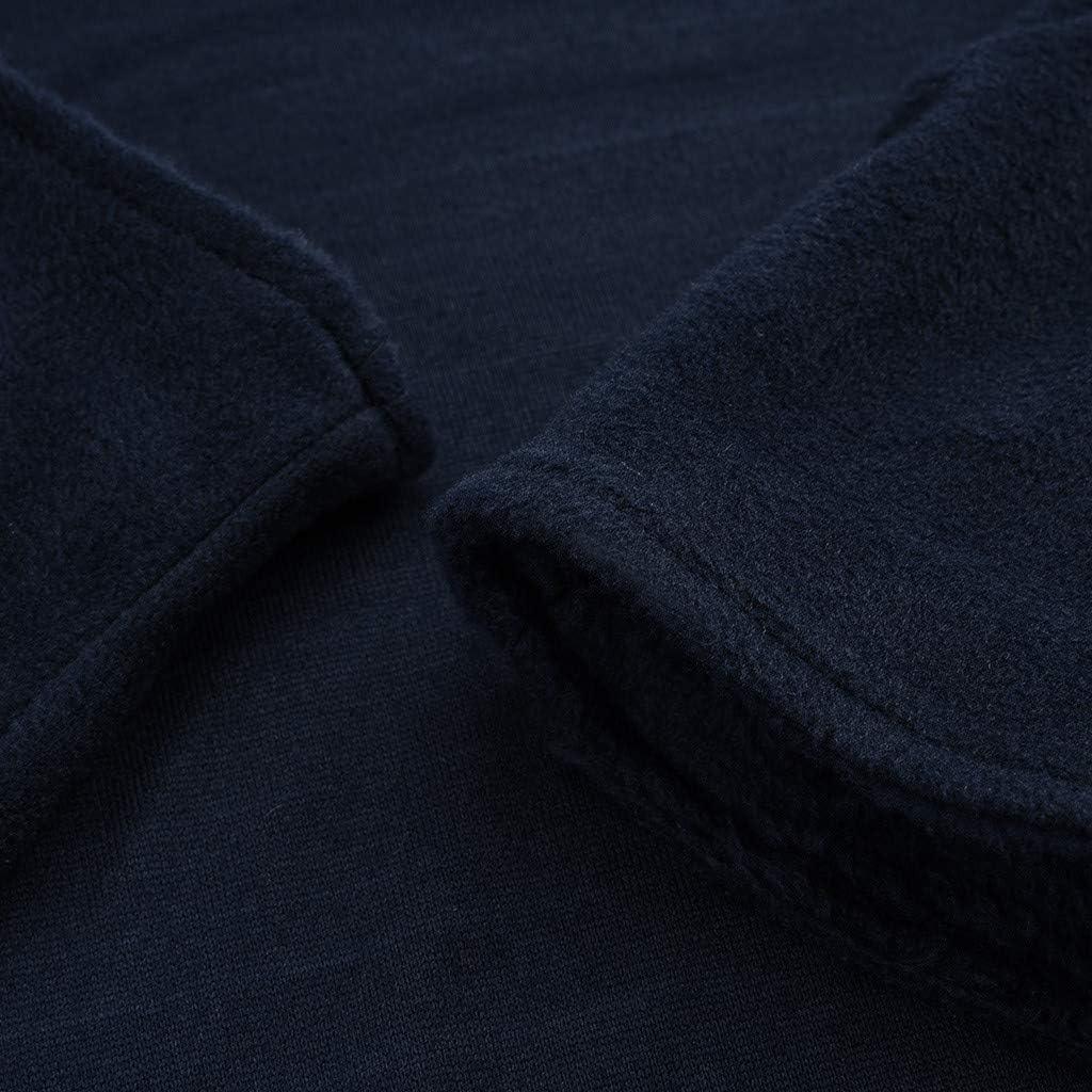 JINLILE Peignoir Homme Manteau De Pyjama De V/êTements /à Manches Longues De Peluche dhiver Allong/é Polaire Peignoir /à Capuche sous-V/êTements Grande Taille Pyjamas Lingerie Pas Cher