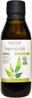 Nutiva, Hemp Seed Oil Organic, 8 Fl Oz