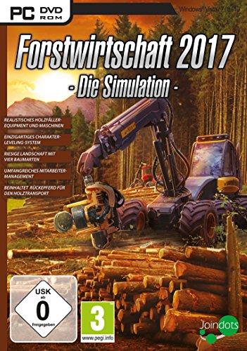 Forstwirtschaft 2017 - Die Simulation