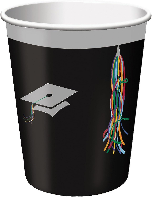 9-ounce Congrats Graduate - Graduation Cups Party Accessory