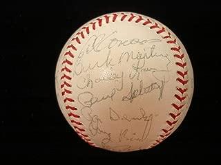 Best kansas city royals team autographed baseball Reviews