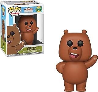 Funko Pop! Animation: We Bare Bears - Grizz