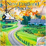 New England Places Calendar 20...