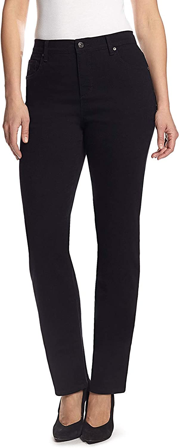 GLORIA VANDERBILT Women's Amanda Classic Raleigh Mall High Tapered Rise Shipping included Jean