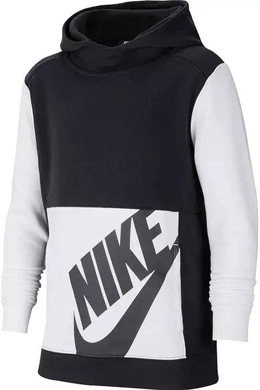 Nike Boy's Gorgeous Amplify Pullover Very popular! Hoodie Sportswear Junior Sweatshirt