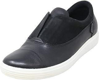 ECCO Women's Soft 7 Slip on Iii Sneaker