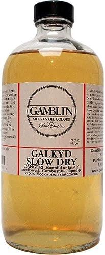 Gamblin G02516 16 Unzen Galkyd langsame Trocknung