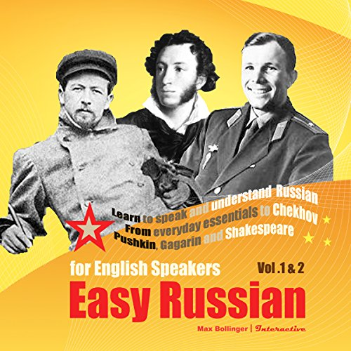 Learn to Speak and Understand Russian audiobook cover art