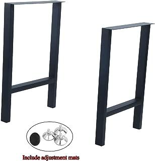 Best heavy duty metal table legs Reviews