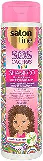 Shampoo Infantil 300ml SOS Kids Unit, Salon Line