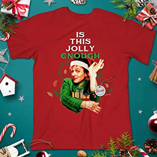 Fred Is This Jolly Enough Christmas Drop Shirt Customized Handmade Hoodie/Sweater/Long Sleeve/Tank Top/Premium T-shirt