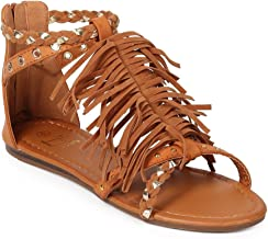 betani fringe sandals