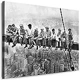 Julia-Art Leinwandbilder Skyline - New York Bilder - XXL