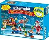 """Playmobil """"Weihnachtsmann beim Geschenke packen"""" - 5494 - Adventskalender - 2013"""