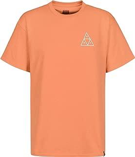 Huf Essentials Triple Triangle Short Sleeve T-Shirt Medium Canyon Sunset