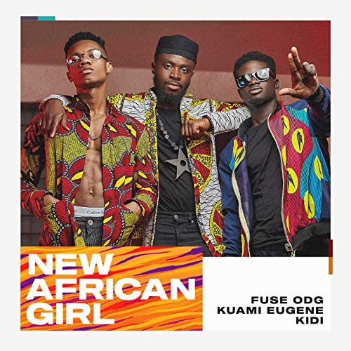 Fuse ODG feat. Kuami Eugene & Kidi