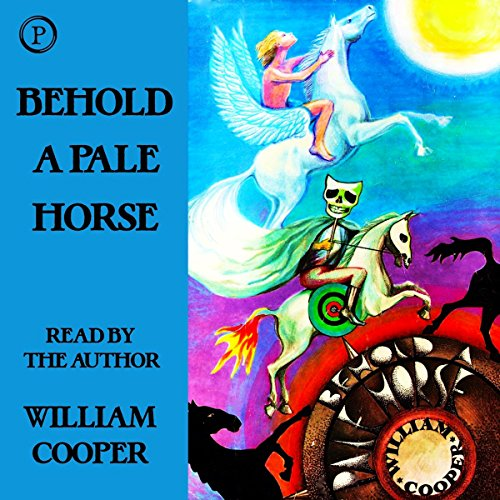 Behold a Pale Horse audiobook cover art