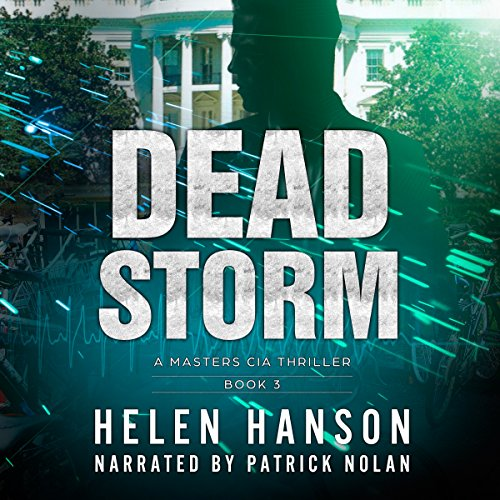 Dead Storm audiobook cover art