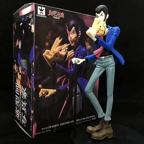 ventas en linea Estatua De Juguete Modelo Modelo Modelo De Juguete Regalo De Personaje De Dibujos Animados Recuerdo   18CM LJJOZ (Color   A)  moda