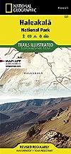 Haleakala National Park (National Geographic Trails Illustrated Map)