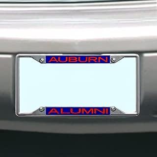 NCAA Auburn Tigers License Plate Frame Alumni