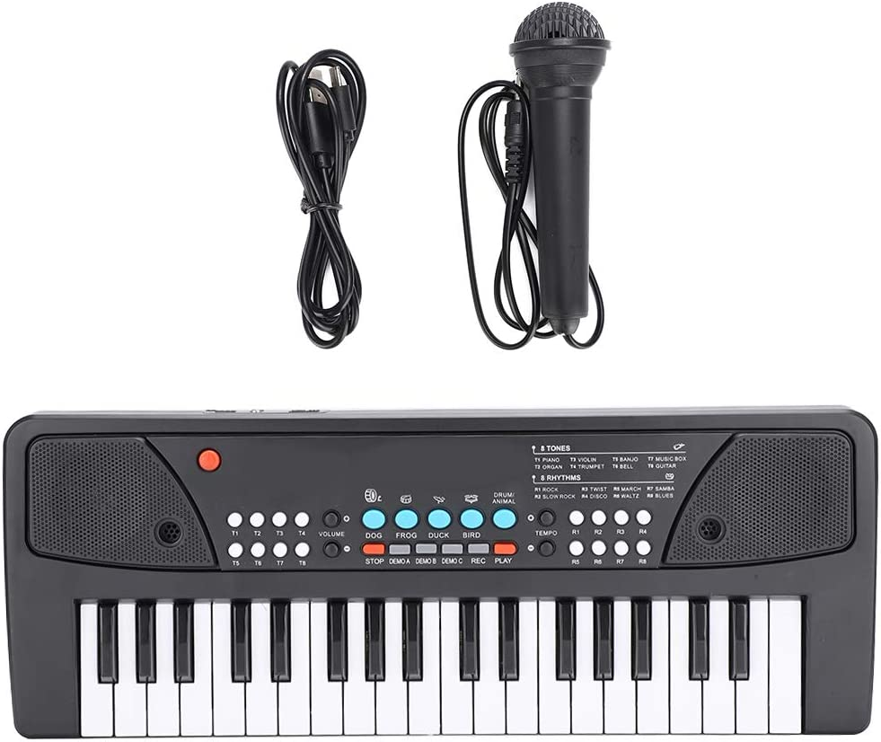 GLOGLOW Kids Piano Super beauty product restock quality top Keyboard Electronic Portable Ranking TOP19