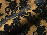 Raumausstatter.de Möbelstoff Parsifal 915 Muster Ornamente
