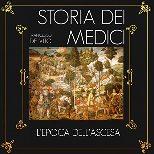 L'epoca dell'ascesa audiobook cover art