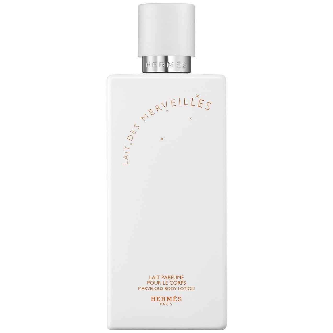 正確にサンダー意外エルメスオーデMerveilles香りのボディローション200ミリリットル (HERM?S) (x2) - HERM?S Eau Des Merveilles Perfumed Body Lotion 200ml (Pack of 2) [並行輸入品]
