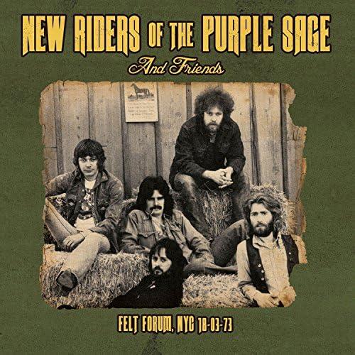 New Riders Of The Purple Sage & Grateful Dead