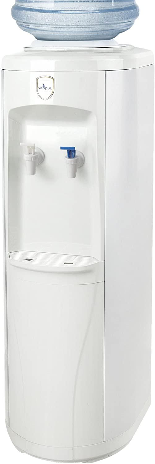 Vitapur Top Load Floor Inexpensive Standing Room Standard Taps Cold Now free shipping w White