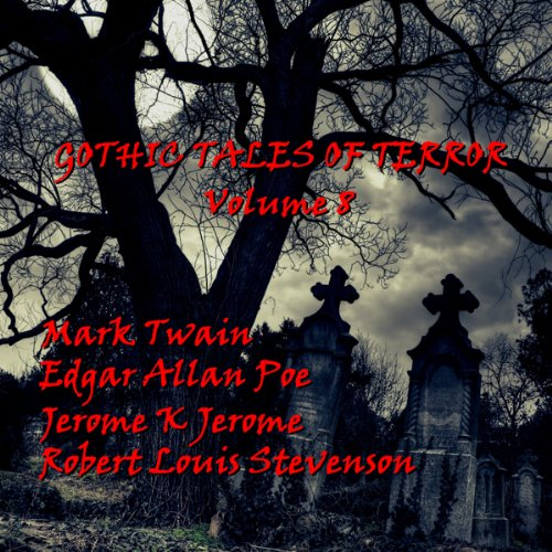 『Gothic Tales of Terror: Volume 8』のカバーアート