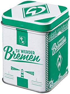 Werder Bremen SV Teedose Raute