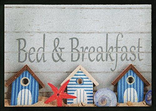 Pro-Art-Bilderpalette, Zerbino Mat-Line, 70 x 50 cm, Motivo: Bed & Breakfast, (Bunt)