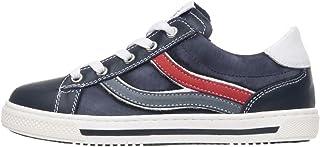 NeroGiardini P933430M Sneakers Teens Chico De Piel Y Tela