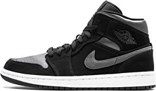 Jordan Nike Men's Air 1 MID SE Black/Grey 852542-012