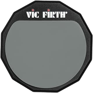 Vic Firth PAD6 Single Sided Practice Pad - 6 inch, Original Version