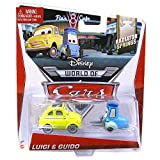 Official Disney Cars diecast in box 1:55 scale diecast metal Complete your collection! Packaging may vary from picture Kids will love reenacting their favorite scenes from the movies