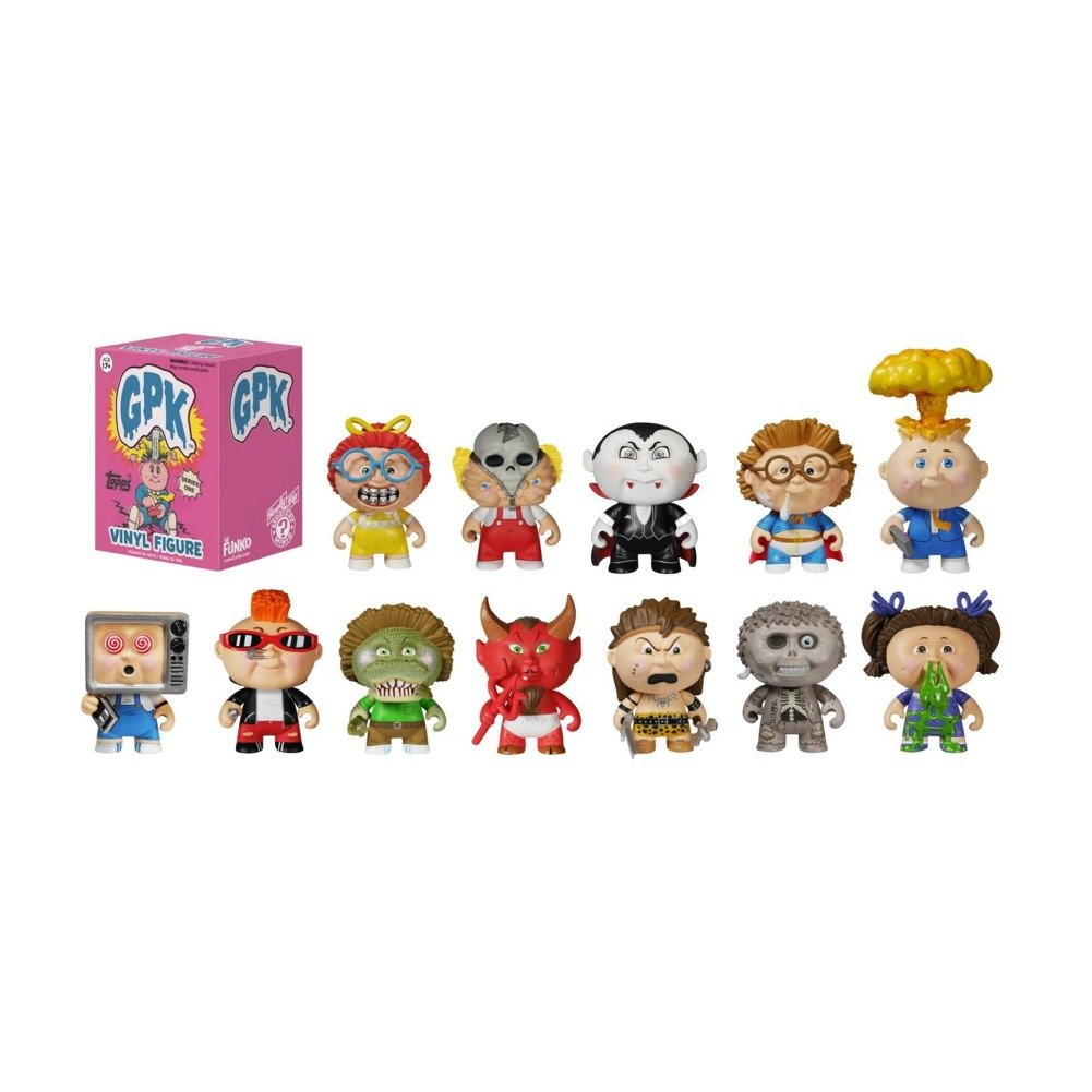 Funko Garbage Pail Kids: Mystery Mini Vinyl Collectible Action Figure (12- Pack): Amazon.es: Juguetes y juegos