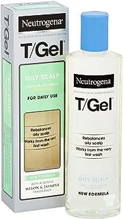 Neutrogena 露得清 T/Gel 油性*防皮屑洗发水,250毫升
