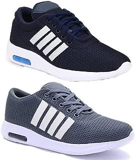 Bersache Combo Pack of 2 Men Sports & Running Sports Shoes