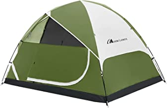 MOON LENCE Camping Tent 2/4/6 Person Family Tent Double...