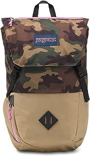 JANSPORT JS0A3P184J9 Pike Backpack, Surplus Camo