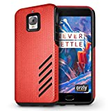 Orzly OnePlus 3 / OnePlus 3T Case Grip-Pro Case for OnePlus