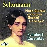 Schumann: Klavierquintett Op.44 / Klavierquartett Op.47 - William Howard (Klavier)