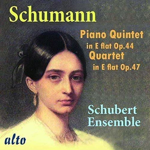 Schumann: Klavierquintett Op.44 / Klavierquartett Op.47