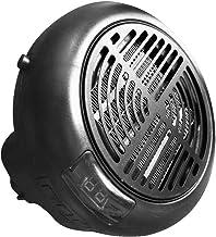 Sunnyushine - Calefactor eléctrico mini doméstico de 900 W con sistema de control de temperatura para dormitorio, salón, baño