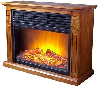 hampton bay fireplace