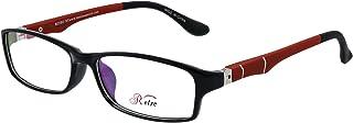 نظارة طبية باطار كامل بلون اسود من ريترو- رقم الموديل: 94، بورغ (ال زي)
