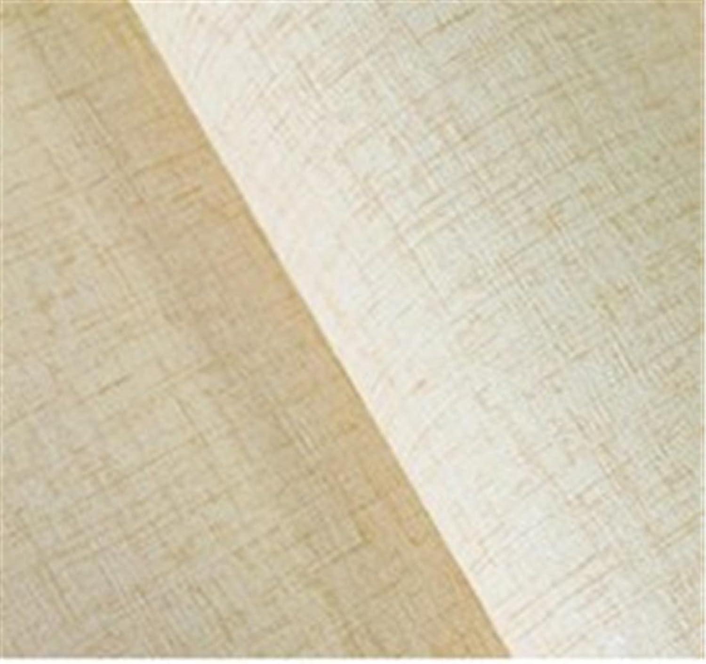 venta al por mayor barato HONGLI Beige Sala de EEstrella Color Puro Puro Puro Papel Tapiz Moderno Simple hogar Impermeable Dormitorio Llano Wallpaper  venta caliente en línea